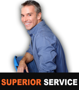 superior service guaranteed